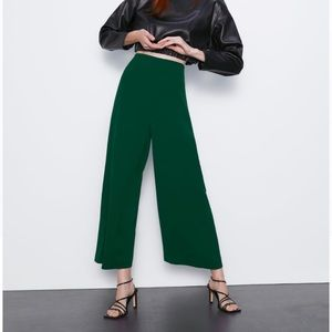 Zara Woman high waist Culottes